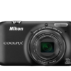 Nikon S6500 WiFi Full Spectrum Camera