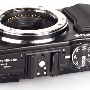 infrared camera full spctrum converted conversion modified UK olympus e-pl5
