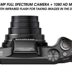 full spectru ghost hunting camera