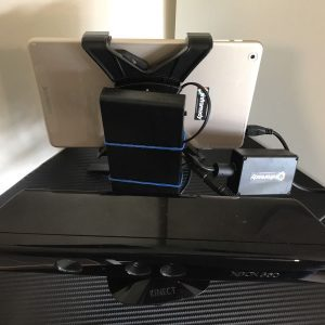 kinect sls tablet windows pc handheld