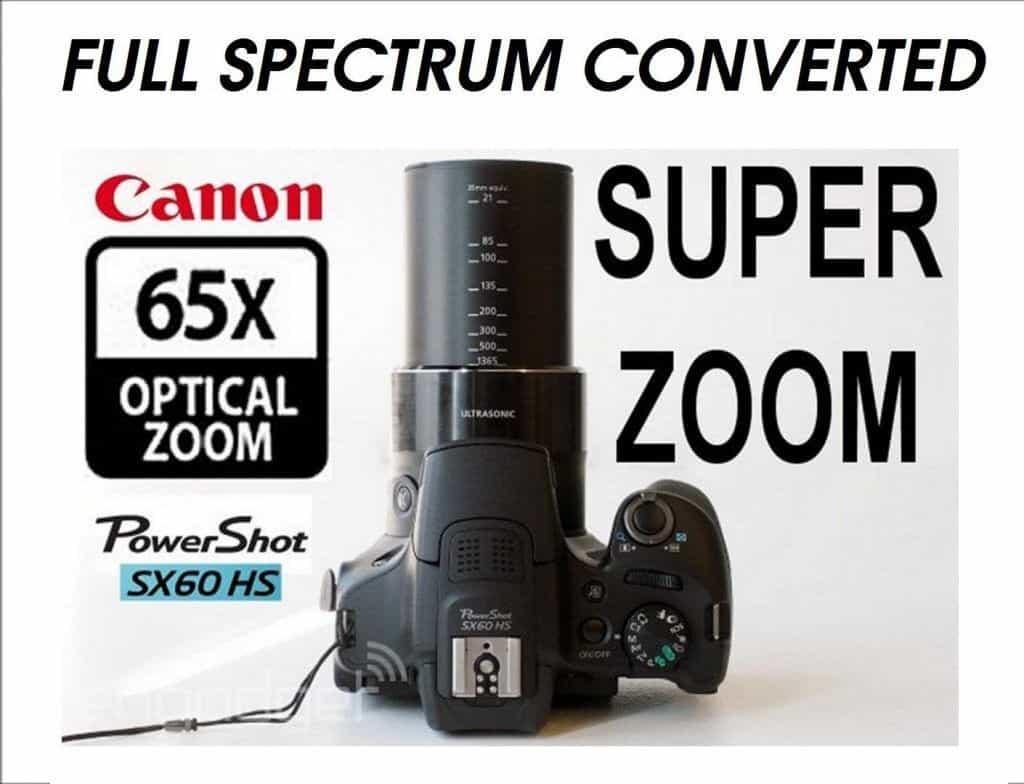 superzoom camera ufo