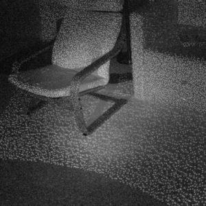 kinect sls infrared sensor