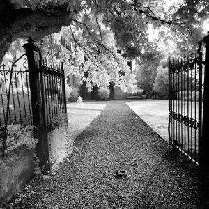 ghost hunting camera infrared photography