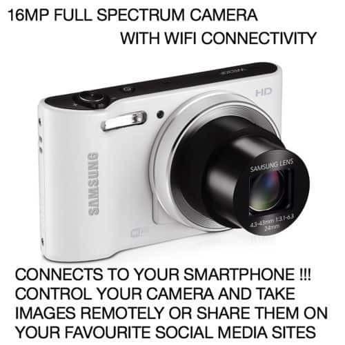 ghost hunting camera
