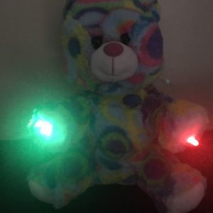 Static Sensing Bear for Ghost Hunting