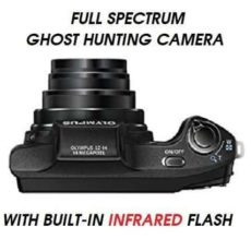 full spectrum ghost camera infrared flash