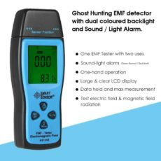emf temperature ghost hunting meter