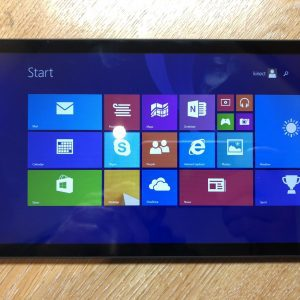 SLS KINECT TABLET GHOST HUNTING