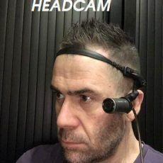 FULL SPECTRUM 4K WEARABLE CAM GHOST HUNTERS