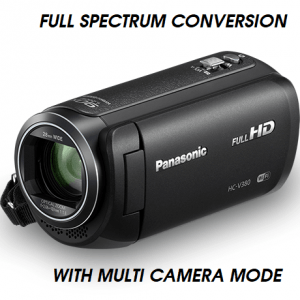 FULL SPECTRUM GHOST HUNTING CAMCORDER UFO 90x ZOOM