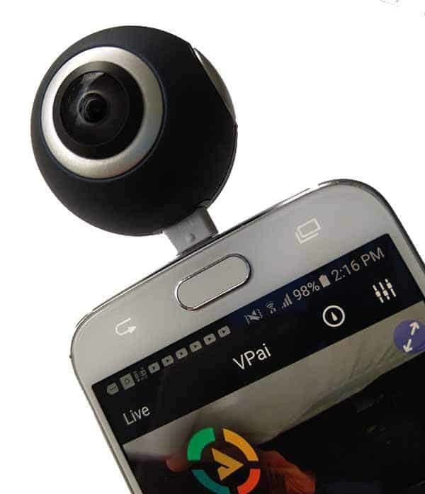 360 Degree Ghost Hunting Camera Full Spectrum Converted