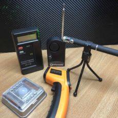 ghost hunting starter kit