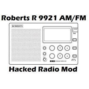 r 9921 roberst diy sweep radio hack tutorial how to