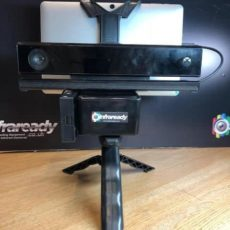 kinect v2 sls ghost hunting camera infraready