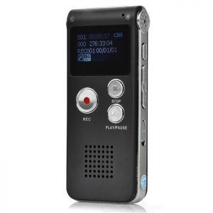 EVP Recorders, Microphone, Speakers and Equipment for Ghost Hunting
