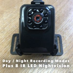 Under Cover Night Vision Cameras