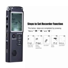 Professional EVP Recorder for EVP Recordings Ghost Hunting