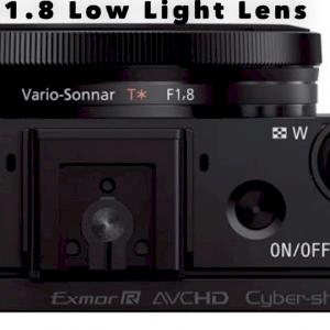 sony rx100 full spectrum IR conversion