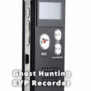 Ghost Hunting Equipment - EVP Recorder