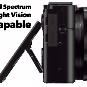 sony rx100 full spectrum infrared conversion