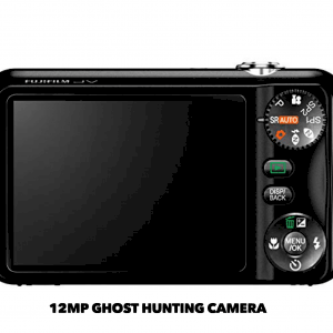 CAMERA FOR GHOST HUNTS