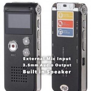 The best EVP recorder for Ghost Hunting and Paranormal Investigation
