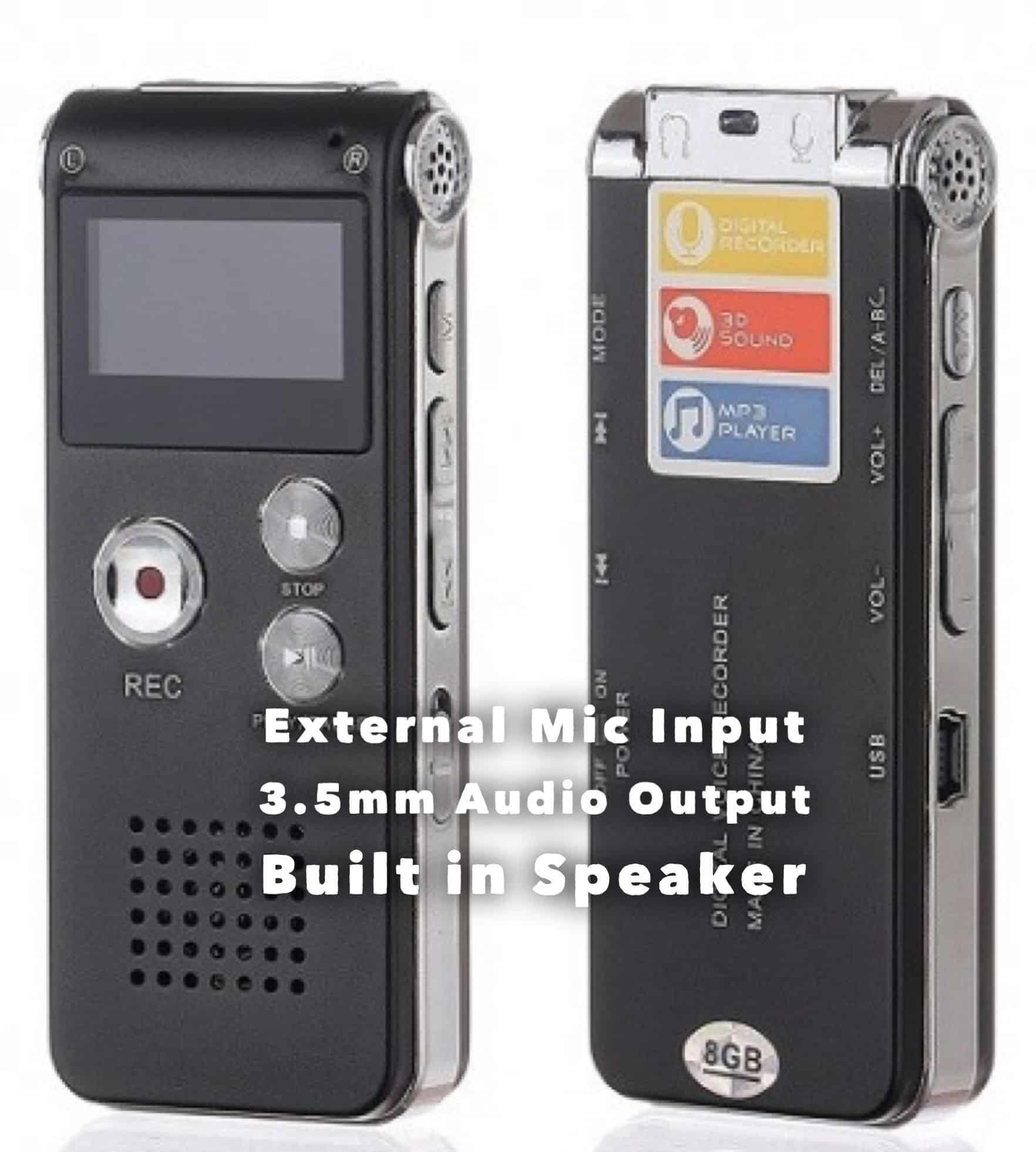 EVP Recorders and Raudive Microphones for Ghost Hunting