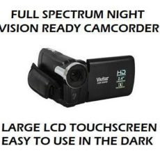 Full Spectrum Night Vision Camera Camcorder