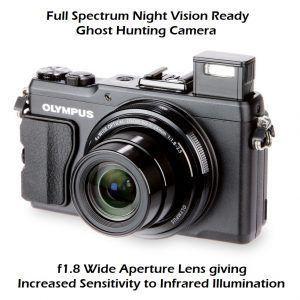 full spectrum camera low light night vision