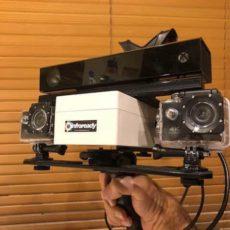 v2 kinect camera sls and night vision camera