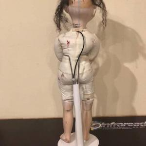 OOAK Haunted Doll Trigger