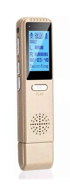 Ghost Hunting EVP Recorder for Paranormal Investigation