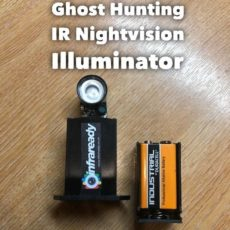 Ghost Hunting IR Nightvision Illuminator