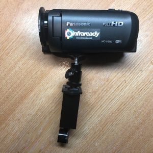 Nightvision Infrared Ghost Hunting