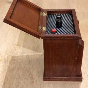 ghostbox sweep radio