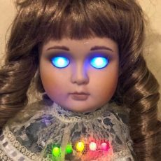 ghost hunting doll trigger