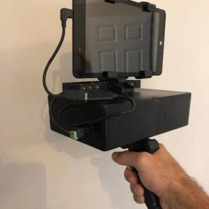 ghost hunting structure light sensor camera