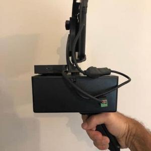 portbale ghost hunting kinect camera