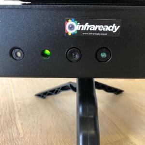 structured light sensor camera kinect
