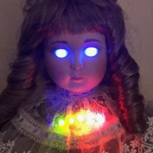 Haunted Doll EMF REM Pod ghost hunting