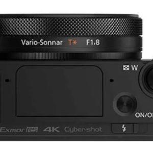 RX100 MK IV Full Spectrum Converted Camera