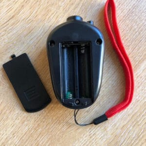 ghost hunting hot cold spot detector