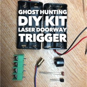 Doorway DIY Kit Ghost Hunting Alarm