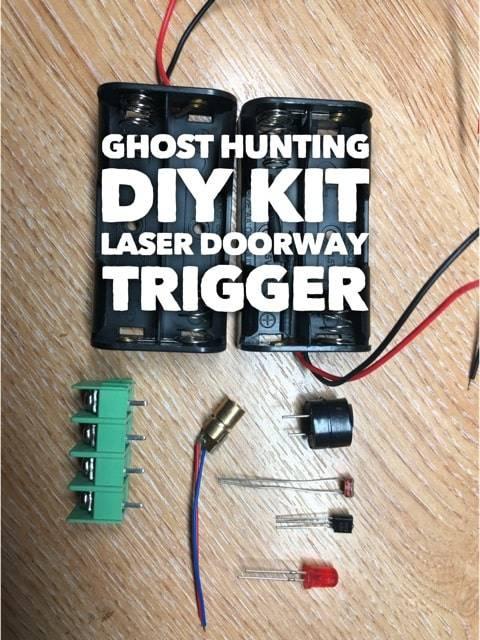Doorway DIY Kit Ghost Hunting Alarm
