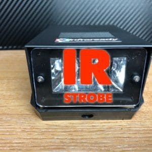 ir strobe ghost light portable