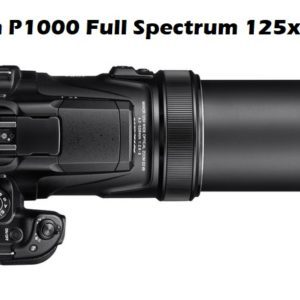 nikon p1000 infraready full spectrum