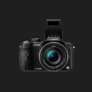 Lumix FZ100 Full Spectrum Camera slider