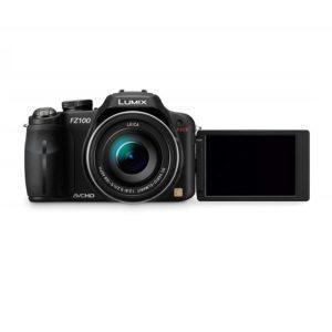 Lumix FZ100 Infrared Converted Camera 2