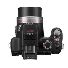 Lumix FZ100 Infrared Converted Camera