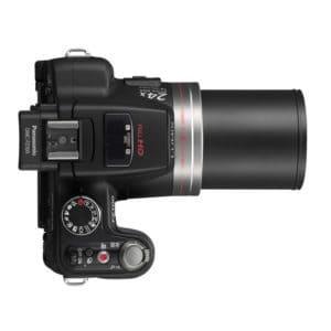 Lumix FZ100 Infrared Converted Camera 3